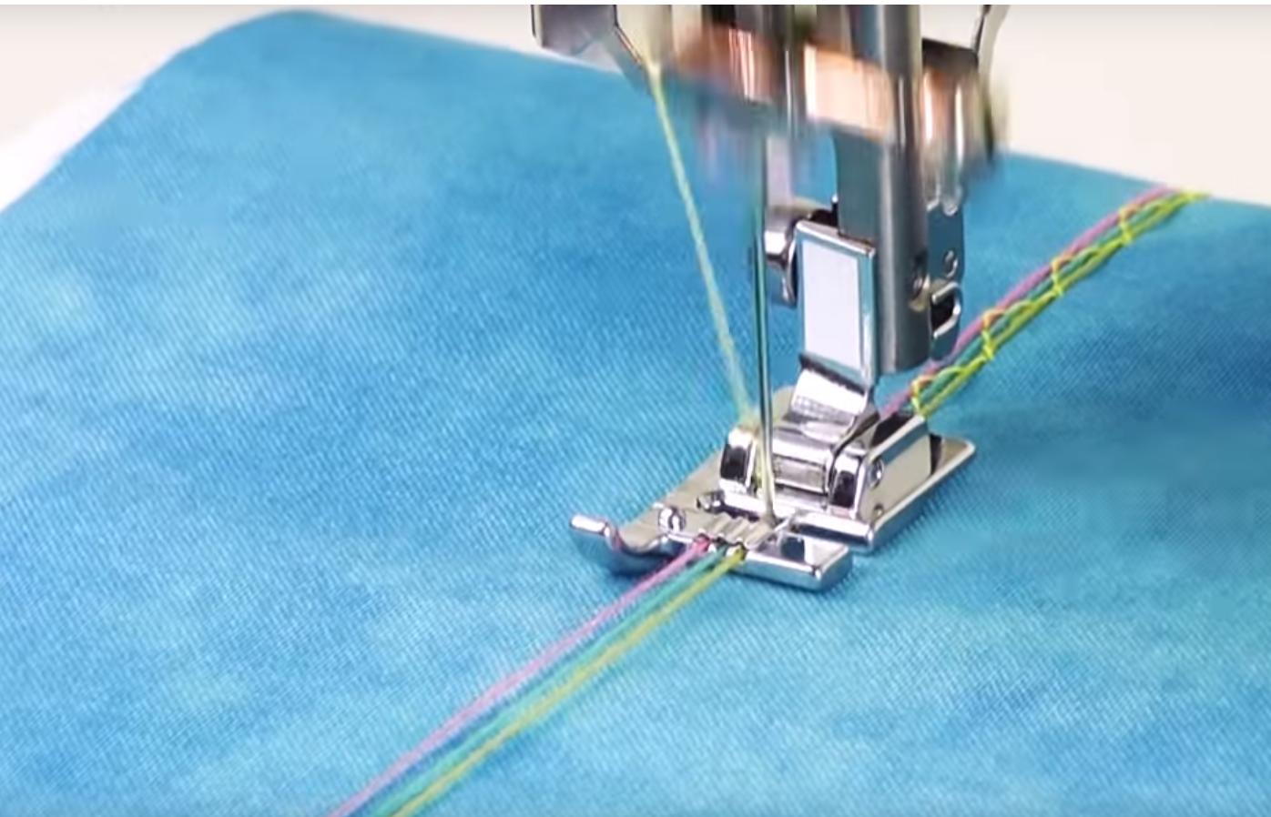 Лапка для вышивки шнуром 98